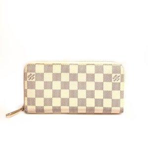 White  Louis Vuitton Wallet