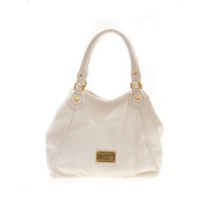 White  Marc By Marc Jacobs Shoulder Bag
