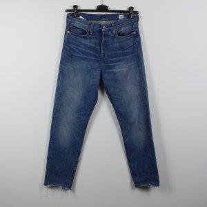 WHITE OAK High Waist Jeans Gr. 29 blau (18/10/039)