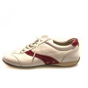 White  Prada Sneaker