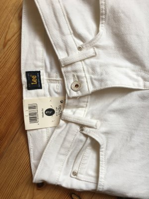 White | skinny | lee original