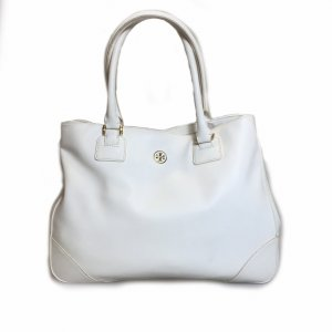 White  Tory Burch Shoulder Bag
