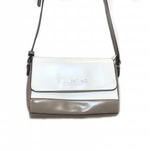 White  Valentino Cross Body Bag