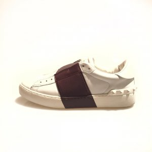 White  Valentino Sneaker