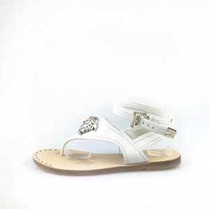 Versace Sandalo bianco