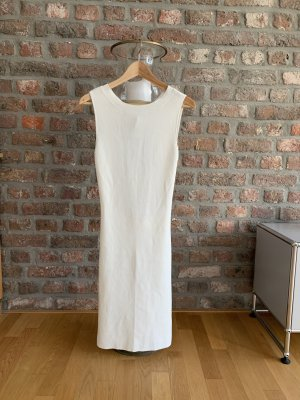 Zara Midi Dress white