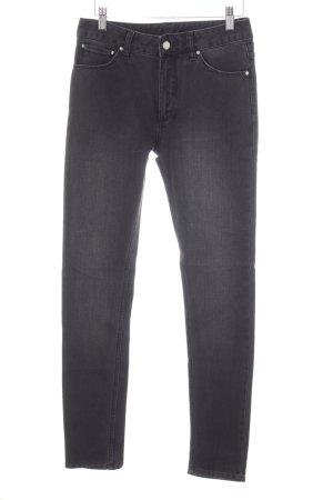 WHYRED Vaquero holgados gris-gris oscuro look Street-Style