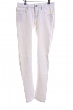 WHYRED Low Rise Jeans white casual look