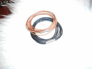 Wickelarmbänder mit Magnetverschluss