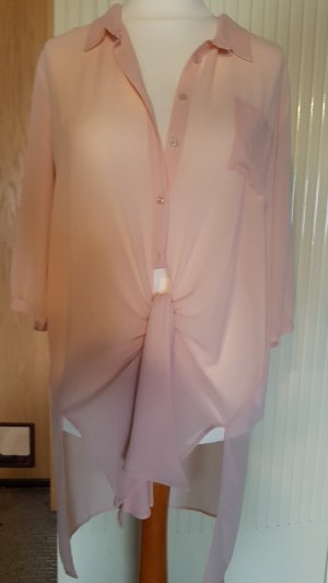 Anna Rita N Long Blouse pink