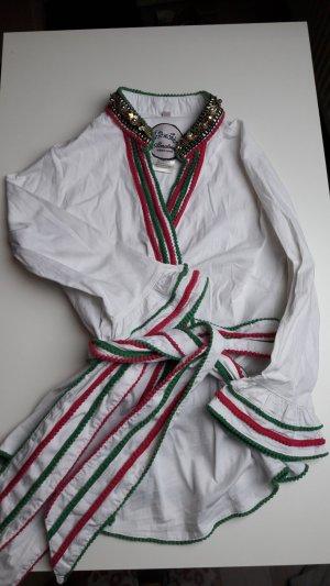 Almatrichi Blusa multicolore