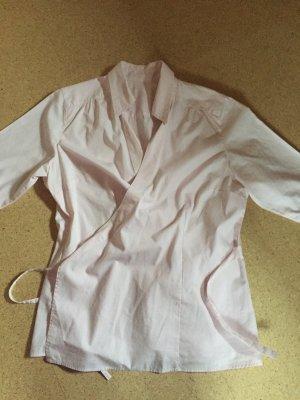 Wickelbluse Kimonostil