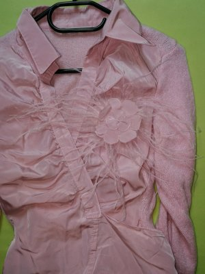 Siste's Chaqueta cruzada rosa empolvado