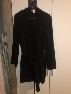 H&M Wraparound Jacket black