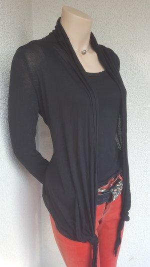 Noir Maglietta aderente nero