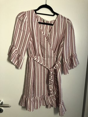 Miss Selfridge Robe portefeuille multicolore