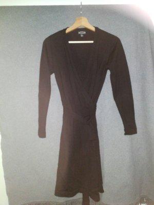 Cecilia Classics Vestido cruzado negro