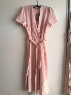 Asos Tall Robe portefeuille vieux rose