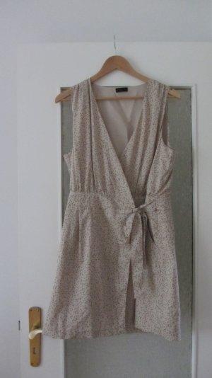 Wickelkleid mit Punkten von Vero Moda