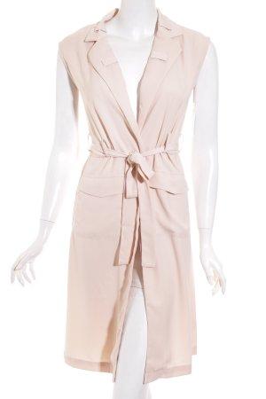 Wickelkleid nude minimalistischer Stil
