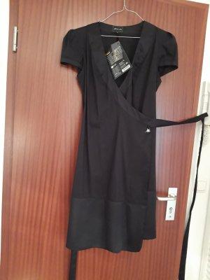 Mitch & Co. Robe portefeuille noir