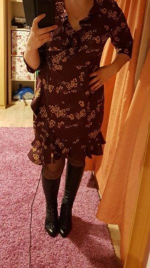 Wickelkleid Vero Moda L (40) Neu Minikleid Printkleid Kleid Mini € 35 blumen