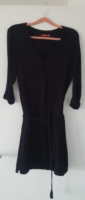 edc by Esprit Vestido cruzado negro Viscosa