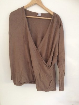 Knitted Sweater light brown