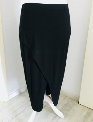 Bodyflirt Maxi Skirt black mixture fibre