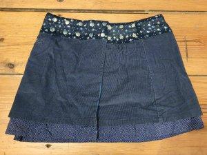 Moshiki Wraparound Skirt multicolored cotton