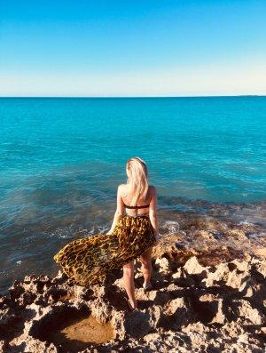 Wickelrock, Strandrock, Perfekt für den Urlaub