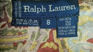 Wickelrock von Ralph Lauren