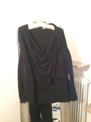 Esprit Camisa cruzada negro