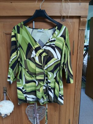 Wickelshirt tolle Farben 46