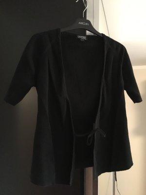 Esprit Camisa acanalada negro
