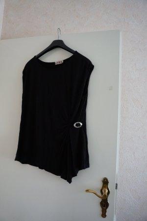 Blusa nero Viscosa