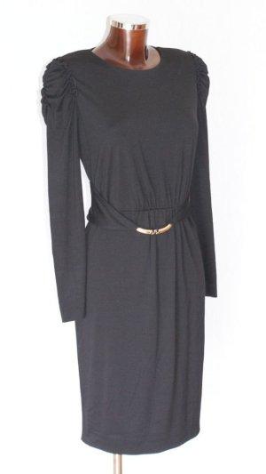 wie neu!! 38 RENA LANGE -- Kleid aus Luxus Jersey Wolle - kuschelweich