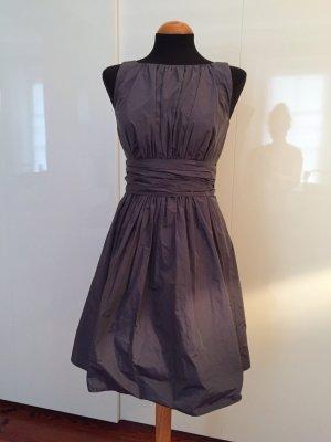 Wie neu: Abendkleid Swing Gr. 36 lila/grau