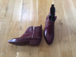 Wie neu! ASH Ankle Gummi Blogger Boots Stiefeletten 36 37 Cowboy