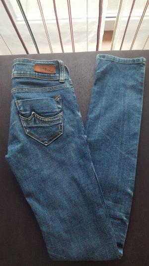 Wie neu! blaue LTB slim low waist Jeans Gr. 25/34