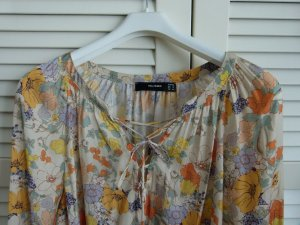 Hallhuber Tunic Blouse multicolored synthetic