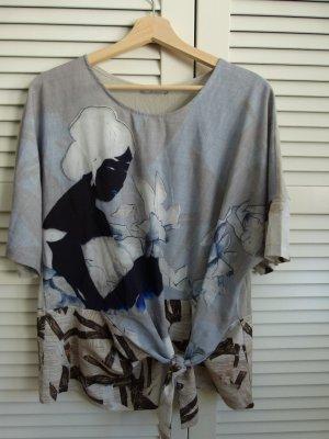 Wie neu! Bluse Tunika von Zara Shirt Größe L