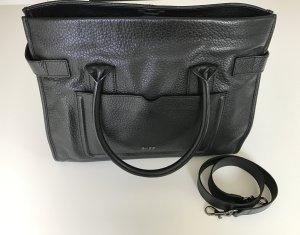 Wie NEU Bree - Handtasche - black