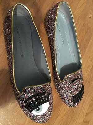 Chiara Ferragni Ballerinas multicolored