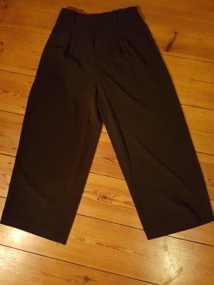 Comptoir des Cotonniers Pantalone a vita alta nero Poliestere
