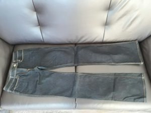 Wie neu: Dunkelblaue Miss Sixty Jeans Size 25