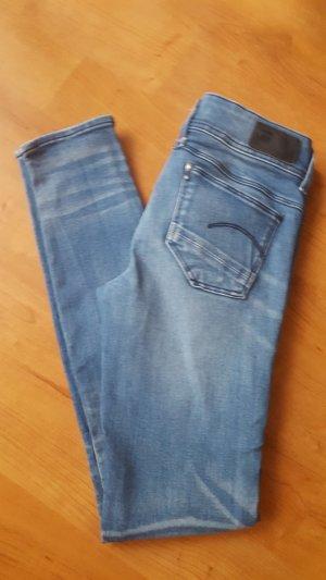 Wie neu! G-star mid skinny Jeans Gr. 23 XXS