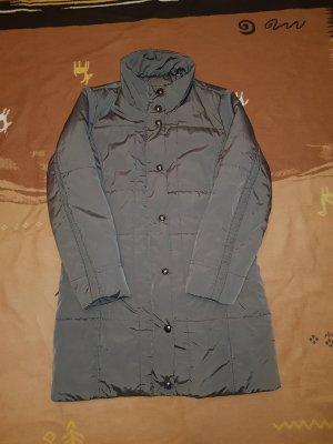 Wie Neu! GINA LAURA COLLECTION Wintermantel / Jacke, grau/braun Gr. M
