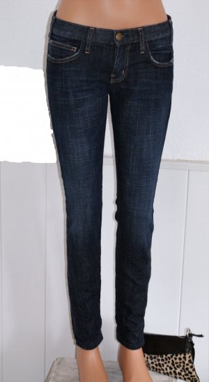Current/elliott Jeans a sigaretta blu scuro