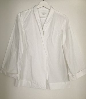 COS Shirt Blouse white cotton